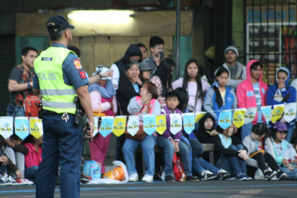 Safety and security during Panagbenga 2016