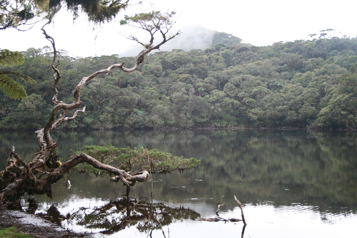 four mystical lakes of kabayan, benguet