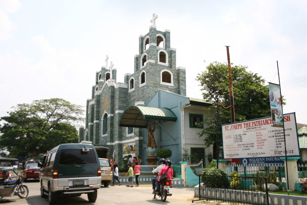 Mapandan Parish Church