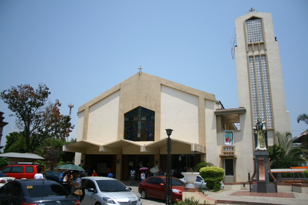 St. Hyacinth Parish Church - San Jacinto, Pangasinan