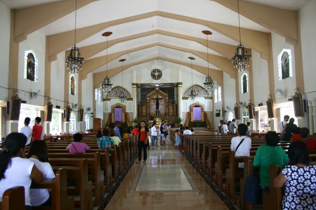 St. Hyacinth Parish Church Altar