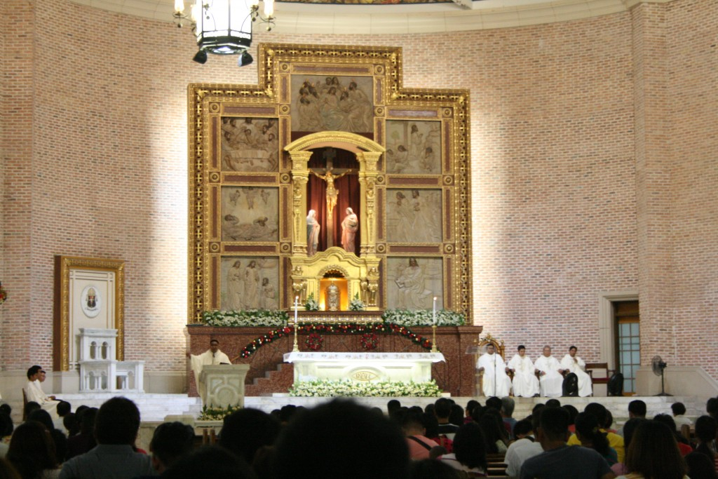 St. John the Evangelist Cathedral Altar