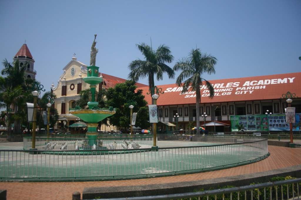 St. Dominic de Guzman Parish Church - San Carlos City, Pangasinan