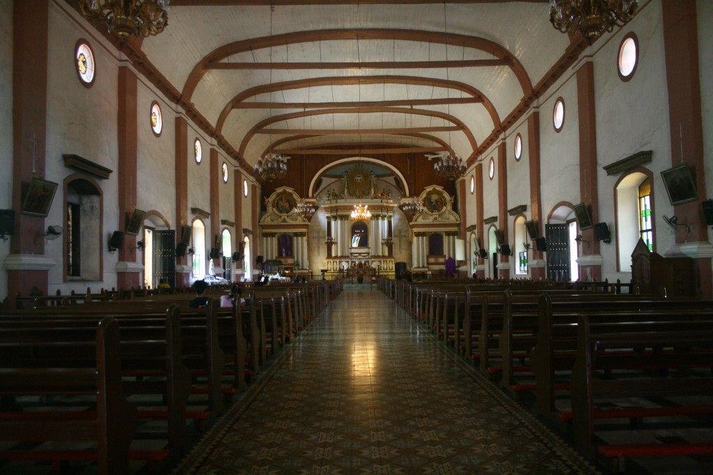St. Dominic de Guzman Parish Altar