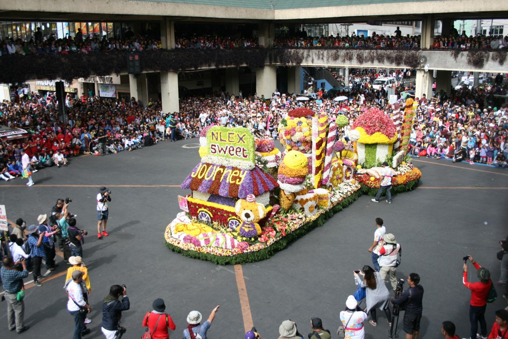 Panagbenga 2016 Float Parade