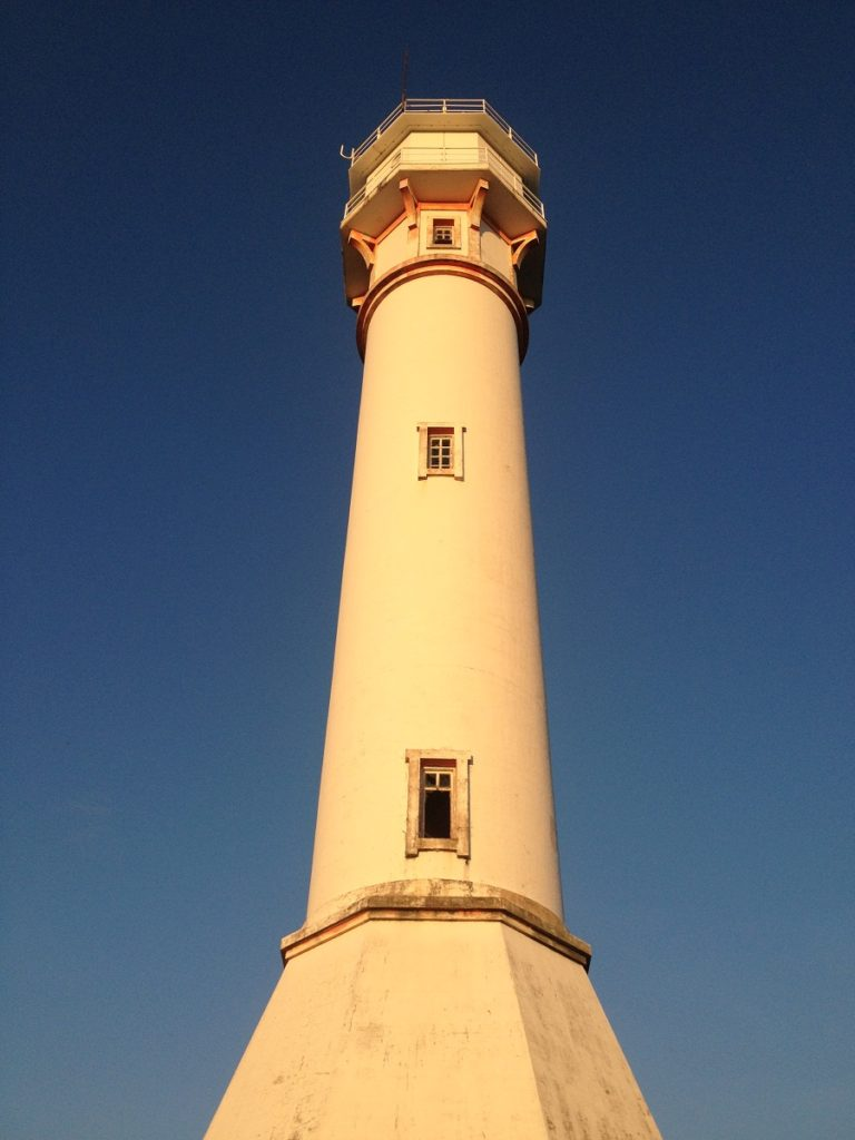 Cape Bolinao Lighthouse, Punta Piedra Point
