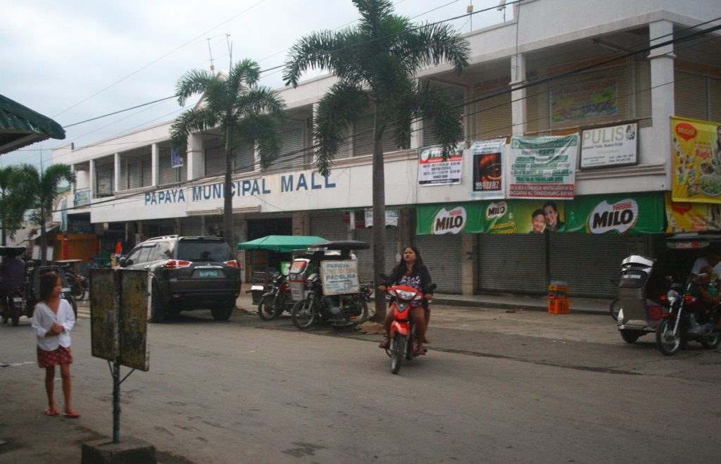 Papaya Municipal Mall