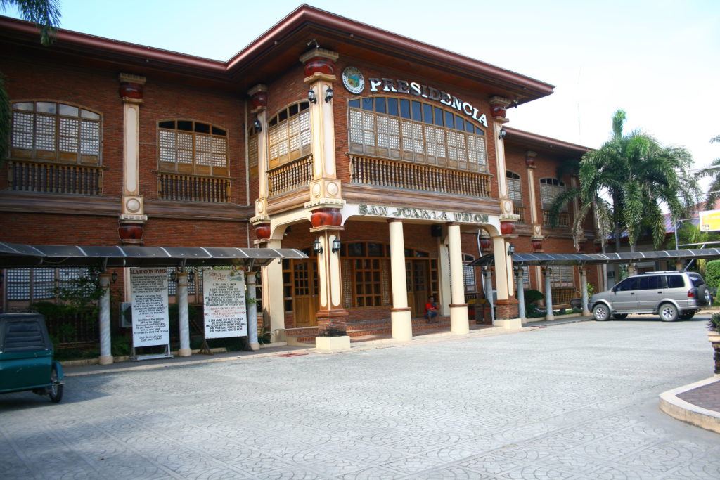 San Juan Municipal Hall - San Juan, La Union
